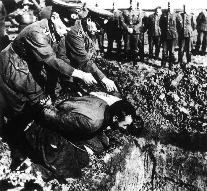 5000 de victime evreieşti descoperite în Ucraina