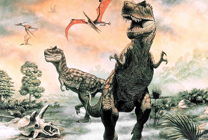 Dinozaurii au dispărut din cauza… gravitaţiei