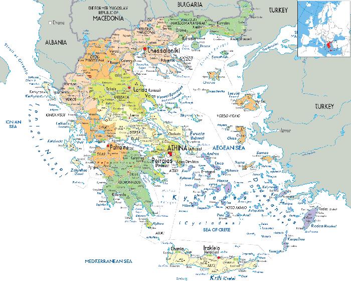 Protoistoria Greciei