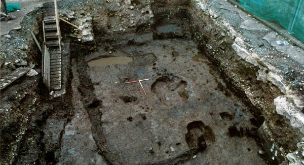 Resturile a 1000 de persoane descoperite pe un sit medieval în Irlanda