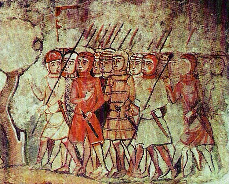 Almogavarii au băgat spaima în sarrasini