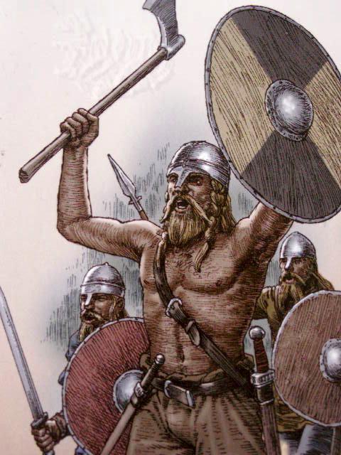 Vikingii au contribuit la ascensiunea reagtului din Wessex