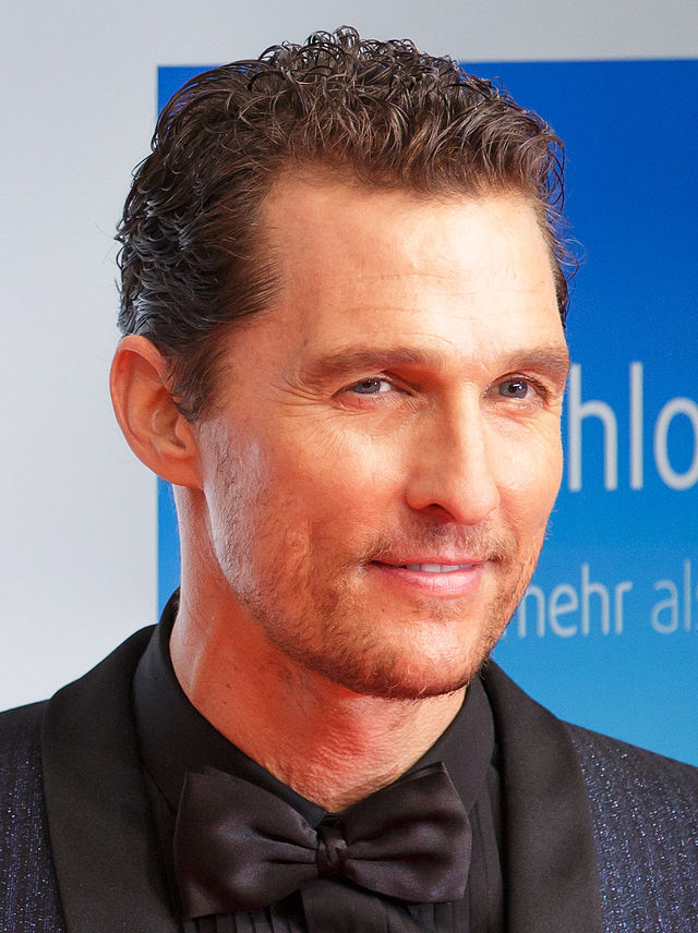 "Actorul Matthew McConaughey a ""sedus"" o fantomă"