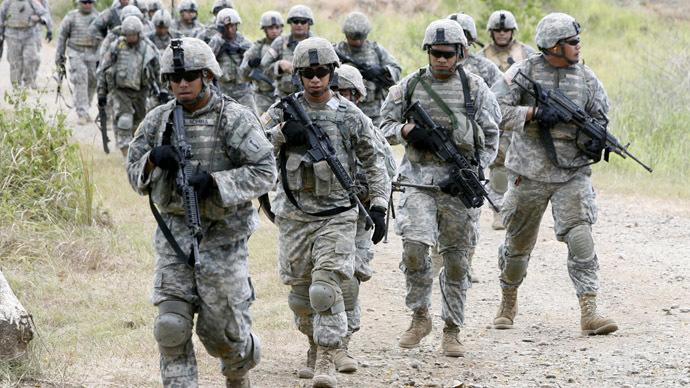 Ne îndreptăm spre sfârşitul omenirii - Soldati americani