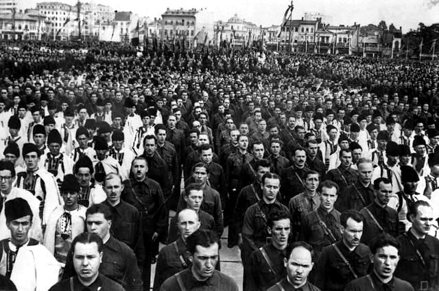 Rebeliunea legionară din 21-23 ianuarie 1941 din Bucureşti (4)