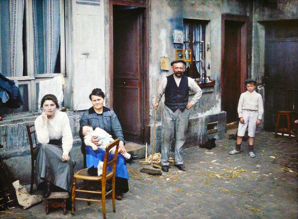 Începutul de secol XX în culori