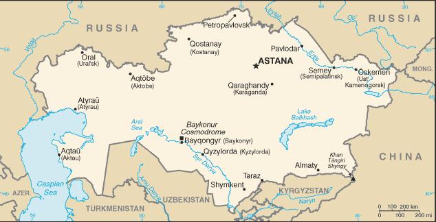 Kazakhstan-CIA_WFB_Map