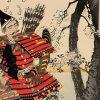 Povestea curtezanei Shizuka şi a shogunului Yoshitsune