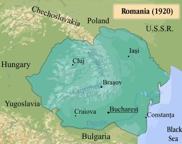 Romania_1920