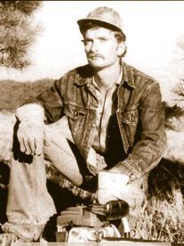 Travis Walton in 1975