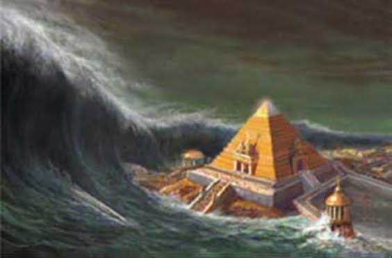 Atlantida potop