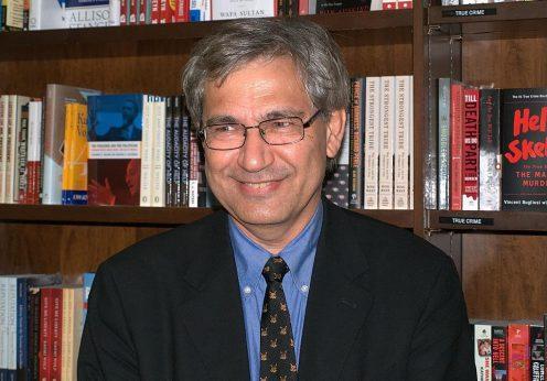 Orhan_Pamuk_Shankbone_2009_NYC