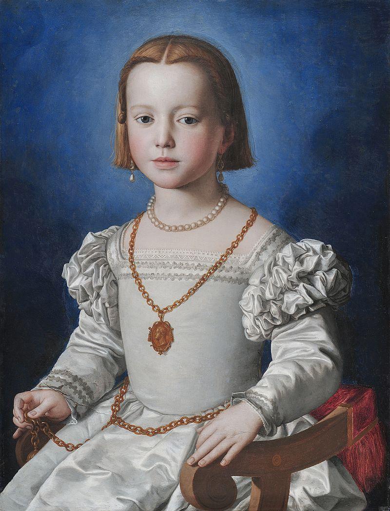 Portretul lui Bia de Medici