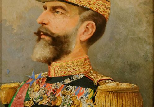 Carol_I_of_Romania_by_Tadeusz_Ajdukiewicz_1897