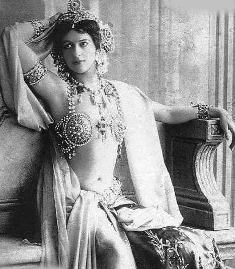 Cine a fost Mata Hari?