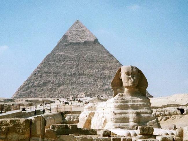 Cum au fost făcute piramidele din Egipt?