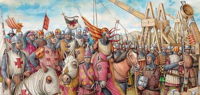 Femeile au luptat în cruciade
