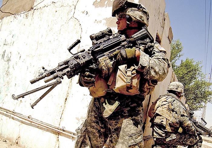 Răpire în masă a unui batalion militar american?