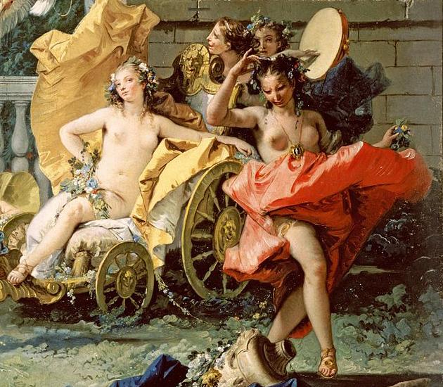 Sclavele prostituate din Roma antică