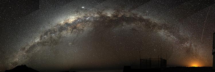 Suntem singuri în galaxia noastră
