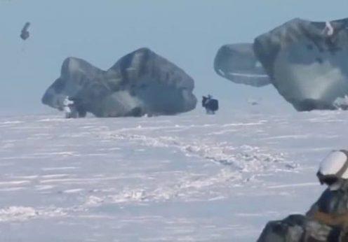 soldati americani Antarctica